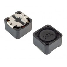 SMD Power Inductor 820uH 20% 0.60A 1.64R 12x12x8mm