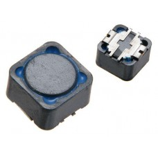 SMD Power Inductor 82uH 20% 1.3A 0.260R 12x12x4.5mm