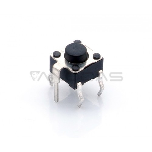Tact switch TACTRONIC TS06-050u 6x6mm h=5.0mm (1.5mm)