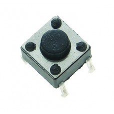 Tact switch TACTRONIC TS06-073 6x6mm h=7.3mm