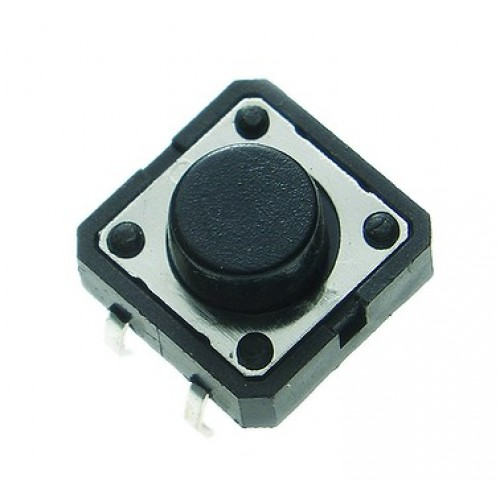 Tact switch TACTRONIC TS12-050  12x12mm h=5.0mm