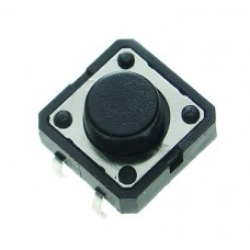 Tact switch TACTRONIC TS12-085 12x12mm h=8.5mm