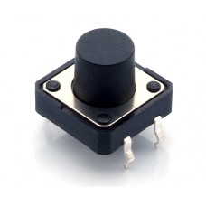Tact switch TACTRONIC TS12-095 12x12mm h=9.5mm