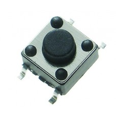 Tact switch TACTRONIC Tss06-043 6x6mm h=4.3mm