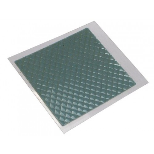 Thermal Foil 24x27mm (2 Sides Adhesive) (Acrylate)