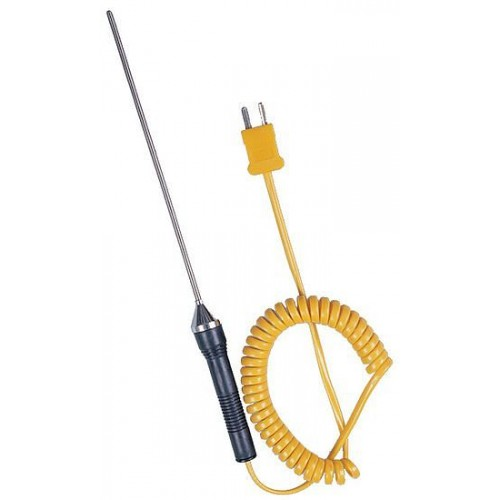 Thermocouple K-type VA3412 spiral cable temperature range:-50