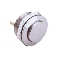 Vandal proof push button switch W19H10R/C