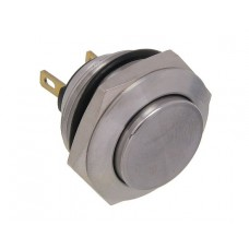 Vandal proof push button switch W19H10R/S