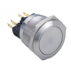 Vandal proof push button switch W22F11/S