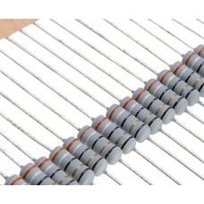 Wire wound resistor  0309 100R 1W 5%