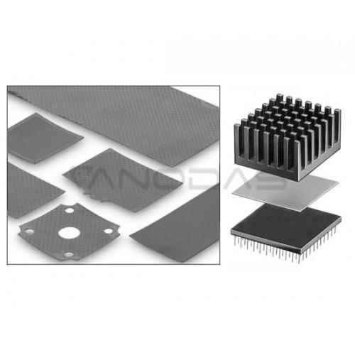 WLFT 404 29x29 2 sides adhesive foil