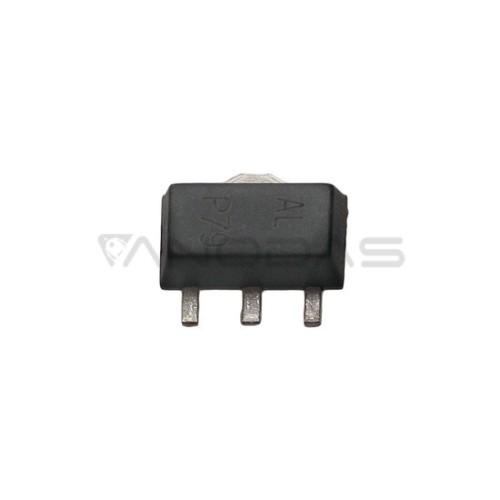 zener  diode  BZV49-C5V1  SOT-89