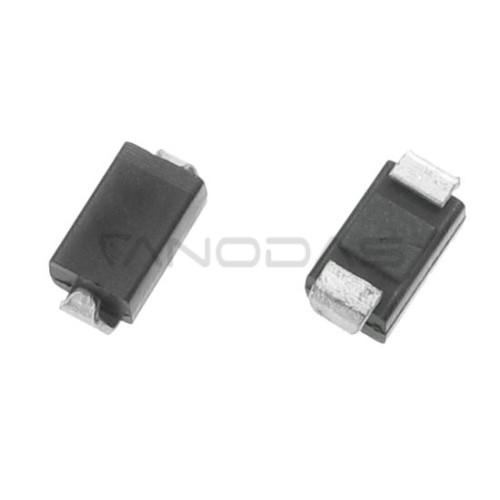 zener  diode  BZV55C7V5      SOD80
