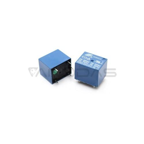 Relay 5V 250VAC/10A - SRD-5VDC-SL-C