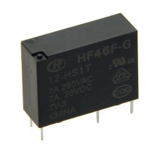 Relay DPDT 10A 12V