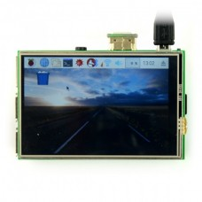 """Touch Resistive Screen for Raspberry Pi Microcomputer - LCD TFT 3.5"""""""