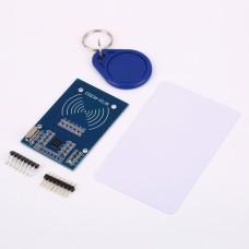 RFID skaitytuvas su kortelėmis - 13.56MHz