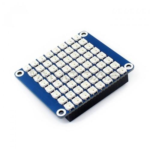 RGB LED Hat B - Raspberry Pi 3/2/Zero Priedėlis