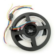 RGB LED juosta SJ-10030-APA102C - 30 LED/m 5V - 1m