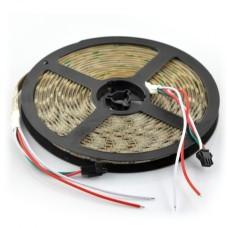 RGB LED juosta WS2811 - 30 LED/m 12V - 5m