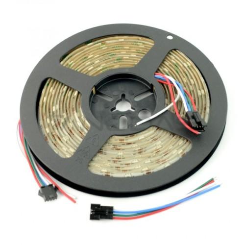 RGBW LED juosta SJ-10060-4020 - 60 LED/m 5V - 1m