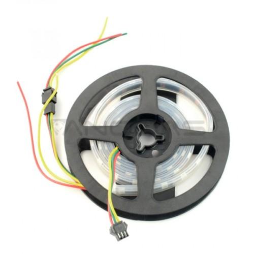 RGBW LED juosta SJ-10060-SK6812 - 60 LED/m 5V - 1m