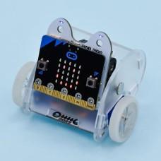 Ring:bit roboto važiuoklė su servo varikliais v2