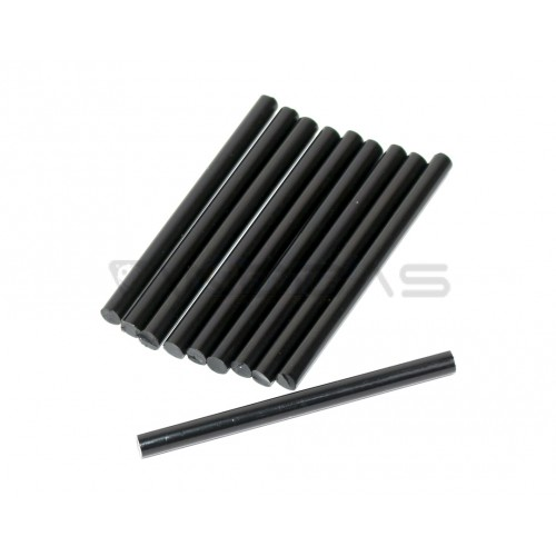 Glue sticks diameter 11mm lenght 200mm - black