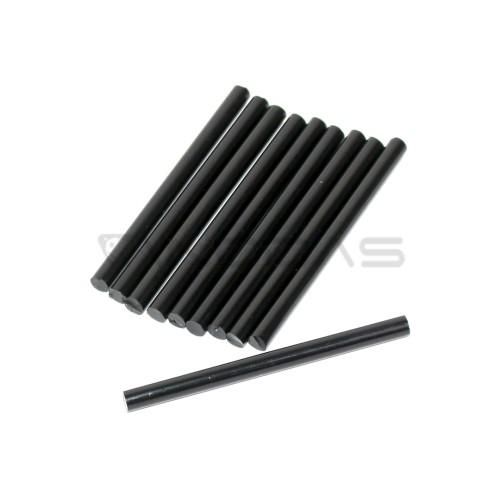 Glue sticks diameter 8mm lenght 300mm - black