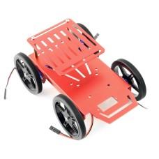 Roboto važiuoklė 4WD - Feetech FT-MC-004-KIT su FS90R servo varikliais