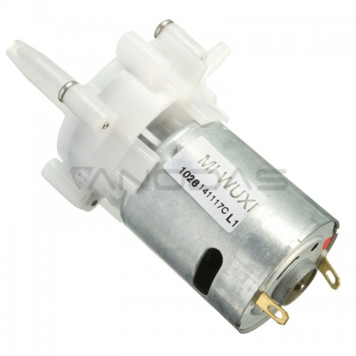 RS-360 Mini Water Pumping Motor - DC 4-12V