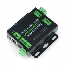 RS232/RS485 converter Ethernet - Cortex M4 Waveshare 16530