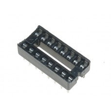 Socket 16p for IC