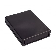 Enclosure Kradex Z19 black 25x94.0x128.0mm