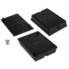 Plastikinė dėžutė Kradex Z29 juoda 29.0x98.5x132.5mm