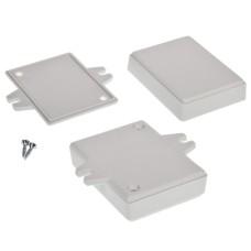 Plastikinė dėžutė Kradex Z69UJ pilka 17.7x49.5x64.5mm