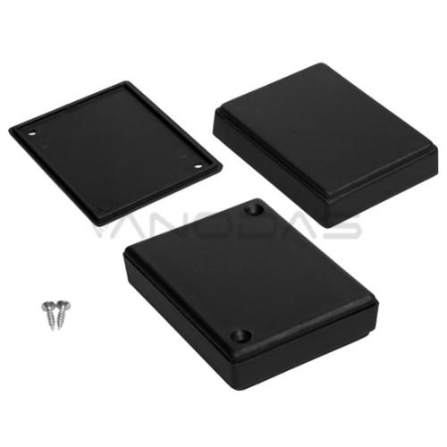 Plastikinė dėžutė Kradex Z71 juoda 18.1x59.4x76.5mm
