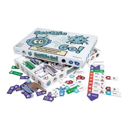 ScottieGo! edukacinis žaidimas