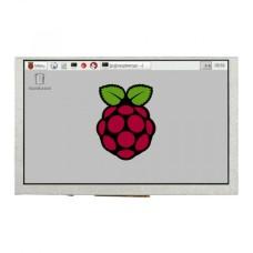 Waveshare DPI Screen for Raspberry Pi Microcomputer - LCD IPS 5''