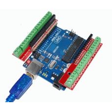 ScrewShield x2 v2 - Arduino Priedėlis