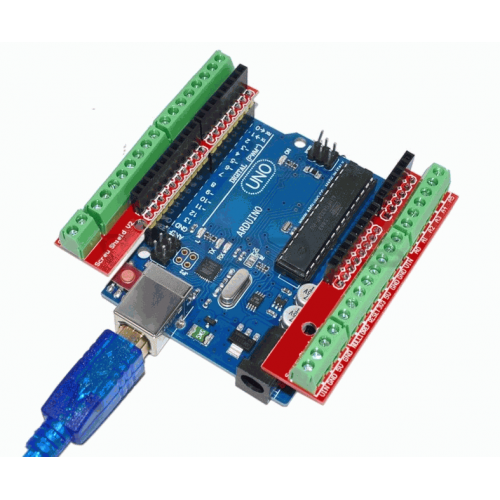 ScrewShield x2 v2 for Arduino