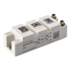 Semikron SKM195GB066D SEMITRANS2 Dual Half Bridge IGBT Module 265 A max 600 V Panel Mount