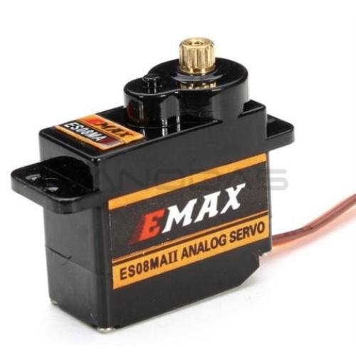Servo EMAX ES08MA II RC modeliams