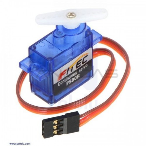 Servo Feetech FS90R - micro  - Continuous Rotation