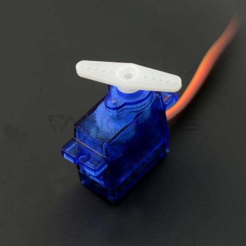 Servo Feetech FT90R - micro - 360 Laipsnių Apsisukimas