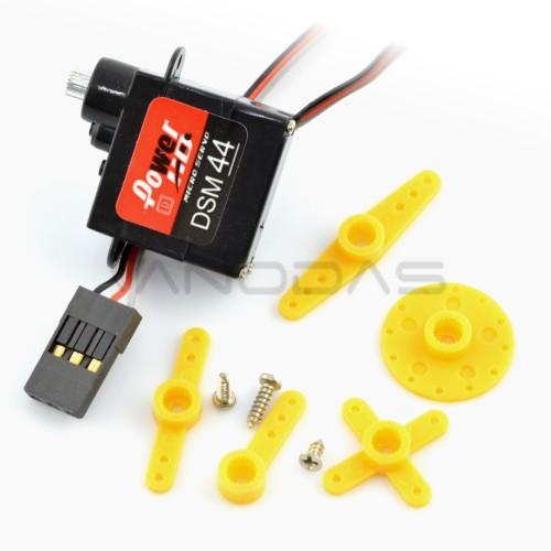 Servo PowerHD DSM44 - micro