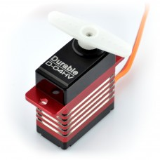 Servo PowerHD Durably D-04HV - micro coreless