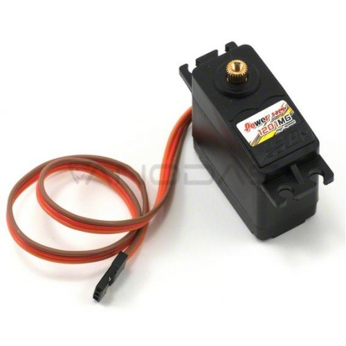 Servo PowerHD HD-1201MG - standard