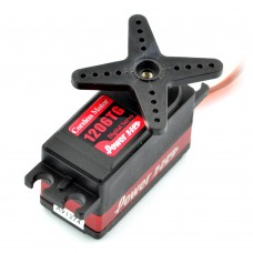 Servo PowerHD HD-1206TG - žemas profilis