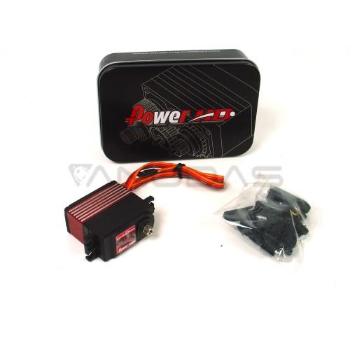 Servo PowerHD HD-1218TH - standard coreless